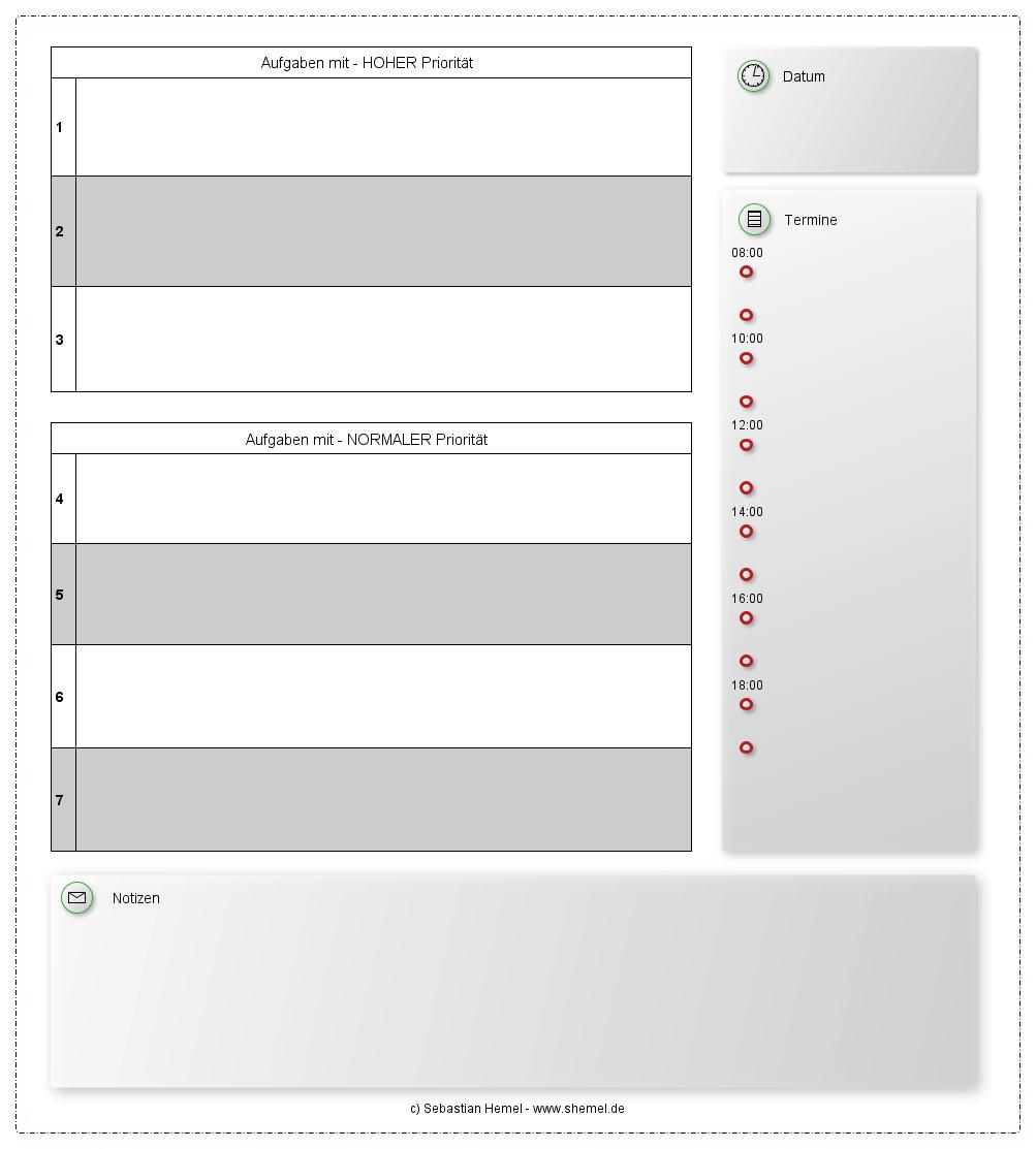 Nett Aufgabenliste Vorlage Wort Galerie - Beispiel Business ...